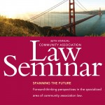 Community Association Law Seminar
